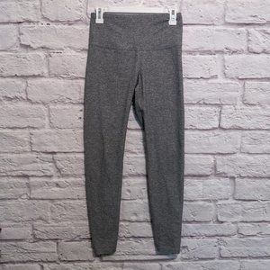 Old Navy Active Gray Workout Leggings Size Medium